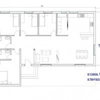 House 1 Plant of 154,20m2